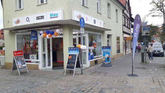 Vernetzter Laden Forchheim