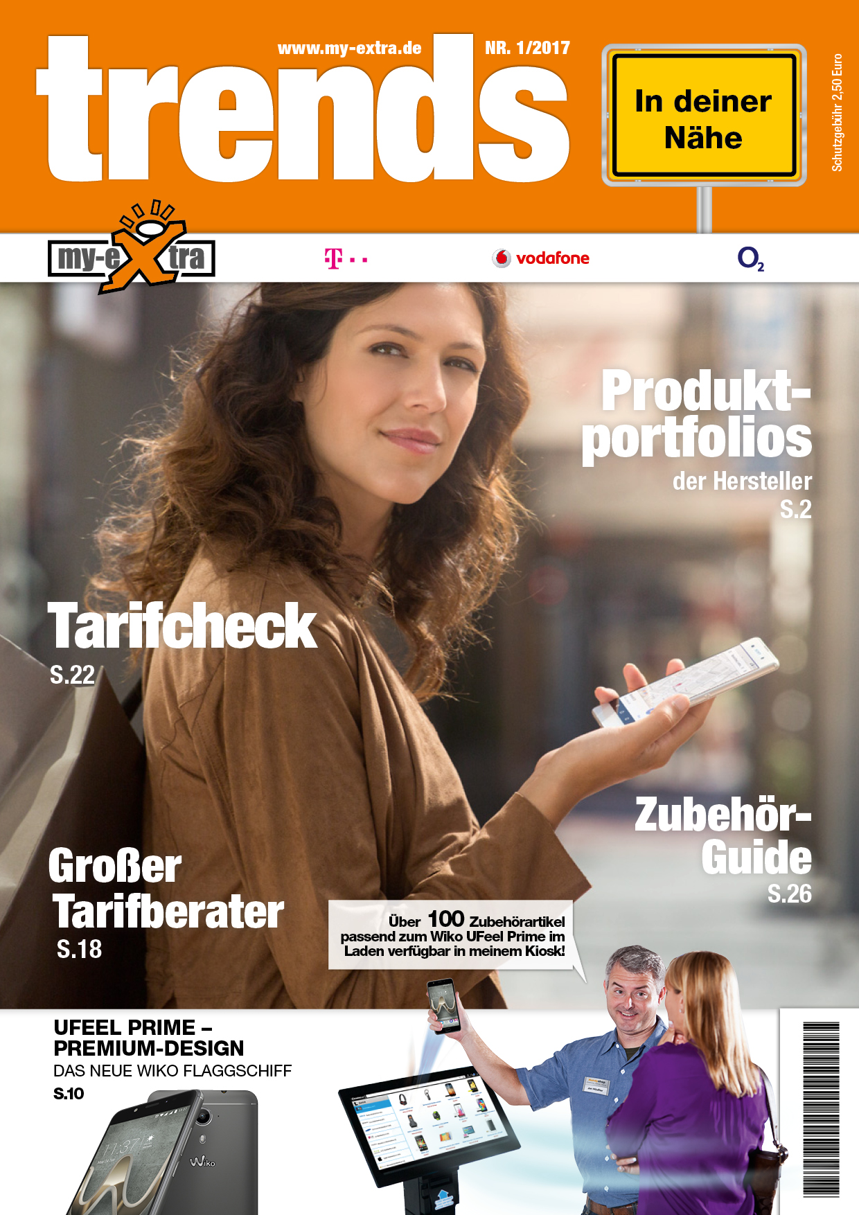 Trends neues Format